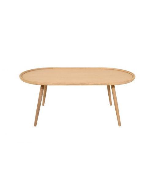 Konferenční stolek Metro round