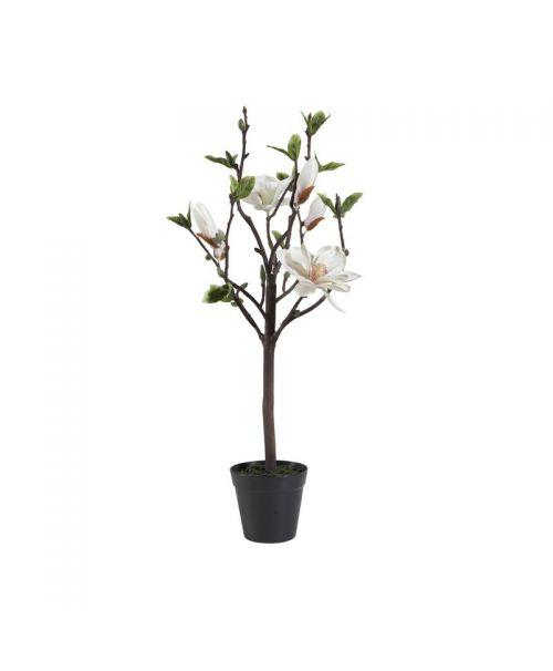 Magnolie umělá květina