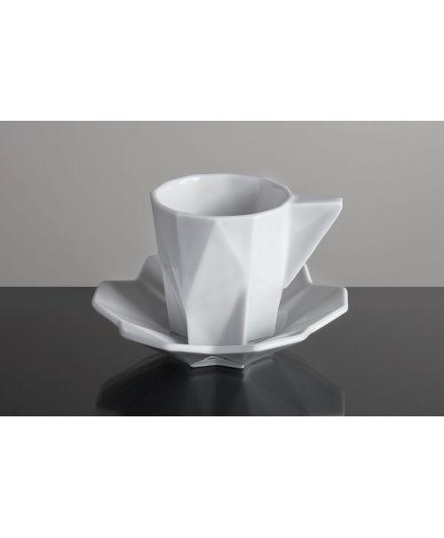 Espresso šálek s podšálkem