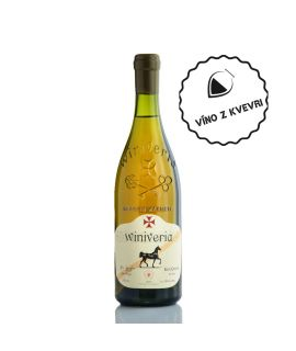 Víno Kisi Kvevri Winiveria