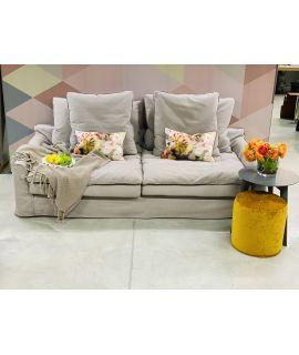 luxusní péřová sedačka Sake LC Furninova