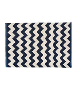 Koberec Zik Zak blue 160 x 230 cm S.O.U.L.