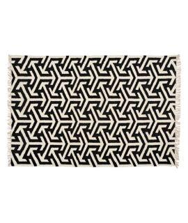 Koberec Arrows black 160 x 230 cm S.O.U.L.