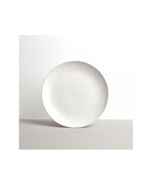 Kulatý talíř s nepravidelným okrajem